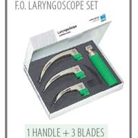 לרינגוסקופ סט Laryngoscope set